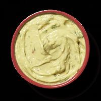 Guacamole veloutée