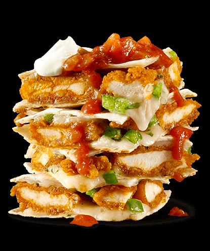 BBQ Chicken Chunkies Quesadillas