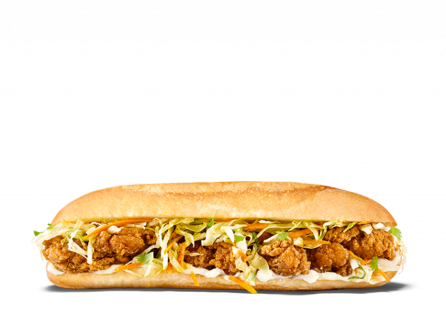 Chicken Po Boy
